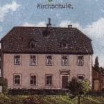 Kirchschule, später Kantorat