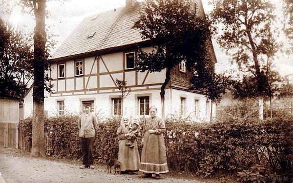 Lindenstraße 5 nach 1911