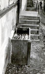 "Brunnen an ""Drei Eichen"" als Waschgelegenheit"