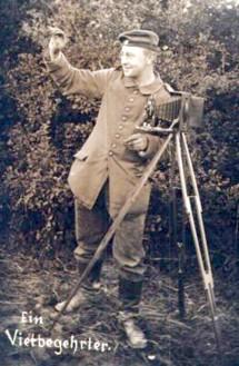 Fotograf Soldat