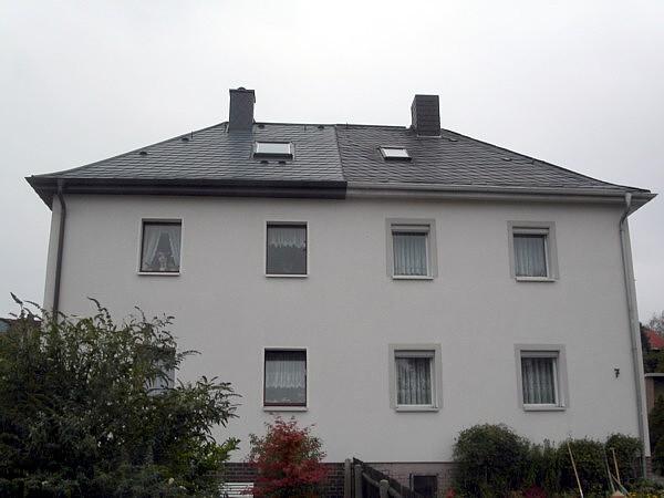 Heimgartenweg 5 und 7 am 27. September 2004.