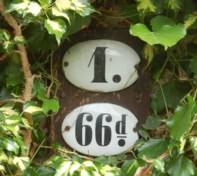 Ortslistennummer 66 D Einsiedel