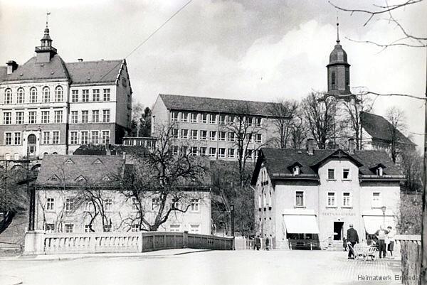Um 1970. (Foto: Kirchgemeinde Einsiedel)