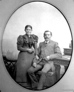 Ehepaar Felber