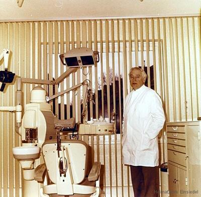 Zahnarzt Franz Körtel
