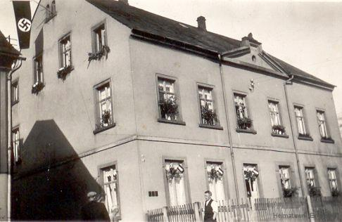 Einsiedler hauptstraße 120 im Dritten Reich