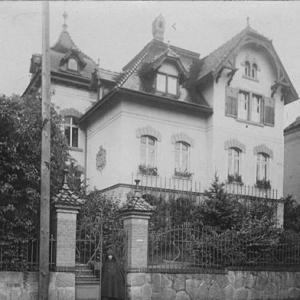 Um 1912. (Vorlage: Jürgen Fritzsche)
