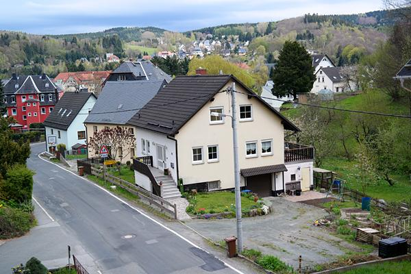 Berbisdorfer Straße 9 am 25. April 2017