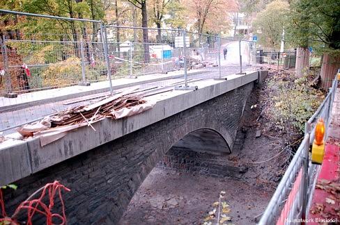 Brückensanierung 25.10.2009
