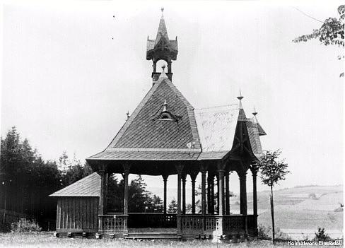 Pavillon des Königs