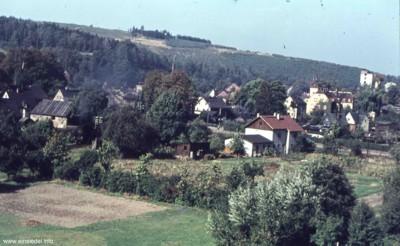 Forstamt Einsiedel in den 1970er Jahren