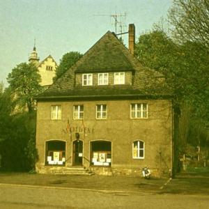 Apotheke Einsiedel 1982