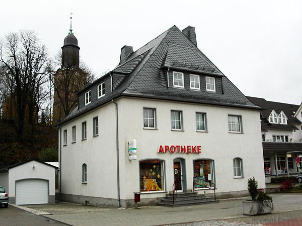Apotheke Einsiedel 2004