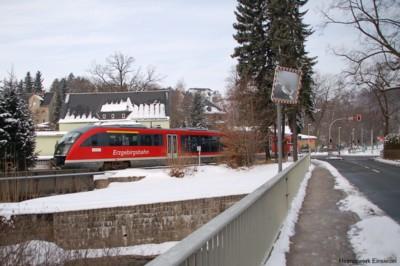 Erzgebirgsbahn März 2006