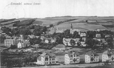 Einsiedel Ostheim 1913