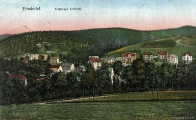 Lithographie Ostheim 1923