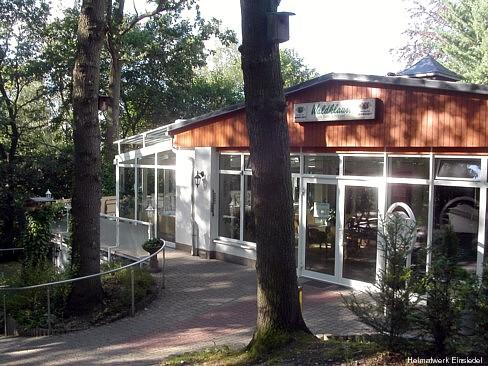 Eingang Waldklause Einsiedel 2004