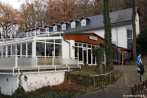 Eingangsbereich und Wintergarten November 2012