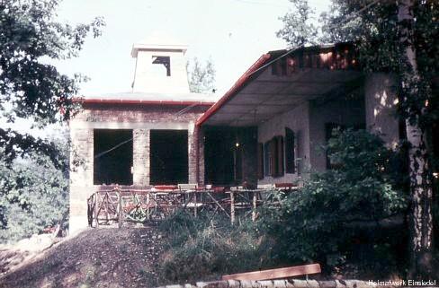 Umbau 1959 bis 63