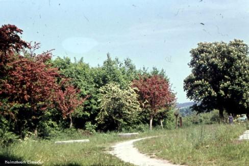 Ehemaliger Standort in den 1960er Jahren
