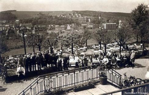 Ausflugsgesellschaft Pfingsten 1929