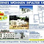 Flyer Eigentumswohnungen Schusterbau Einsiedel
