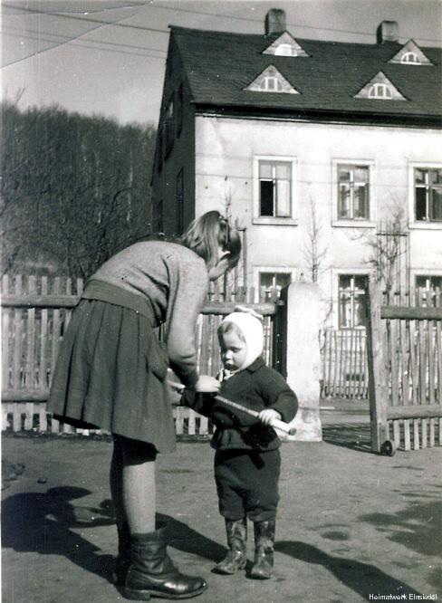 Hösel-Haus vom Kohlen-Helbis aus 1962