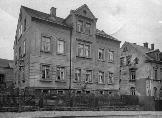 Berbisdorfer Straße 40, undatiert, ca. 1910