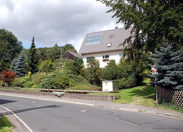 Grundstück Berbisdorfer Straße 8 2009