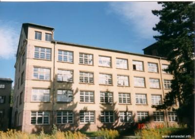 WeRu ehemaliges Hauptgebäude 1996
