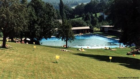 Freibad Einsiedel 1996