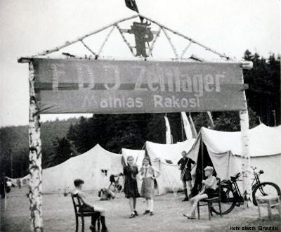 FDJ Zeltlager Mathias Rakosi Einsiedel