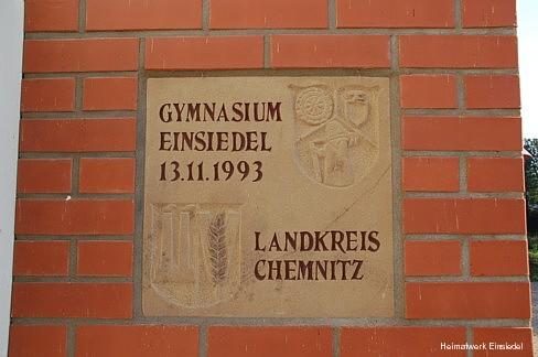 Relief am Einsiedler Gymnasium