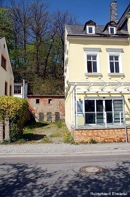 Hofeinfahrt Einsiedler Hauptstraße 88