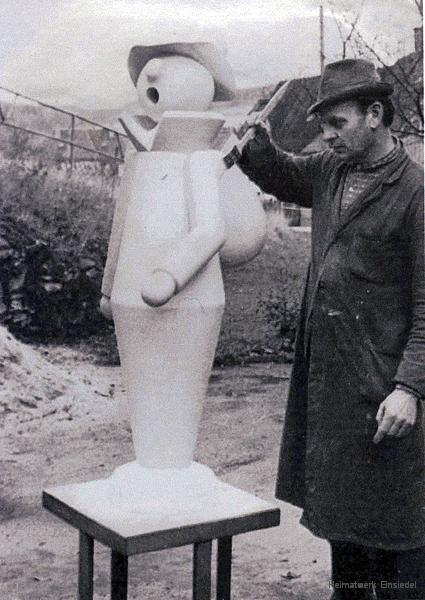Werner Glöß, Einsiedel 1970