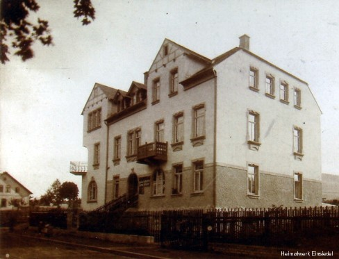 Hauptstraße 160 in Einsiedel Ecke Schwalbestraße