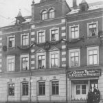 Roter Konsum in Einsiedel um 1920