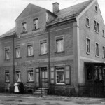 Bäckerei Max Kandler, Einsiedel, Hauptstr. 89