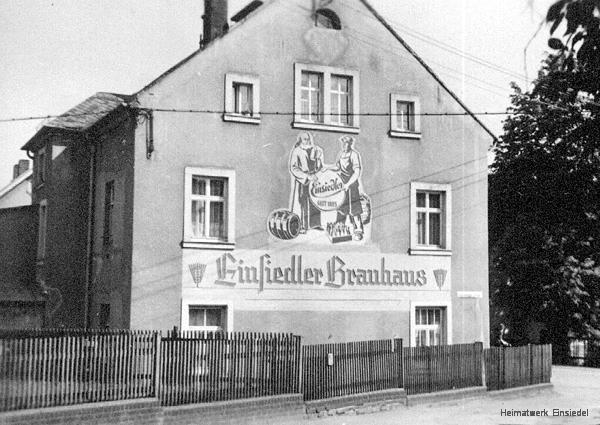 Brauereiwohnhaus in Einsiedel