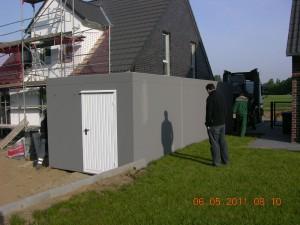 Heiming Bau - EFH & Garage Marl