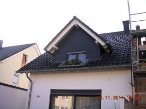 Heiming Zimmerei - EFH Recklinghausen