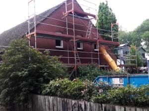 Heiming Zimmerei - Sanierung Dachstuhl Dorsten