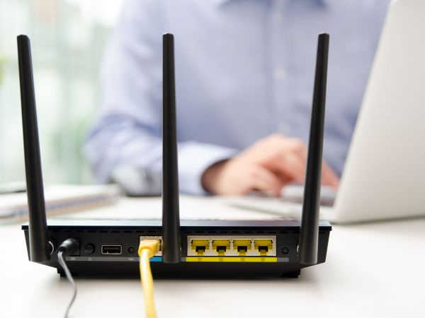 LTE Router