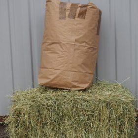Osta heinää kanille 2kg:n pakkauksessa