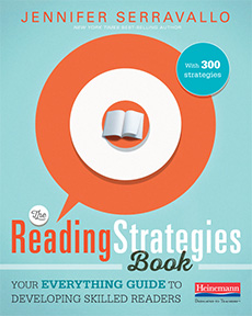 Image result for the reading strategies book