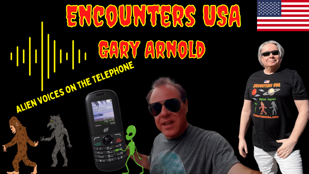 Alien Voices On The Telephone Gary Arnold On Encounters USA
