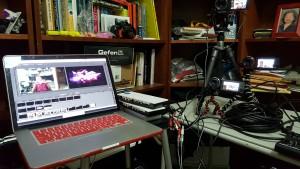 Live Stream Prep