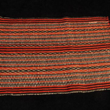 Nigerian woven mat, From Slavery to Freedom