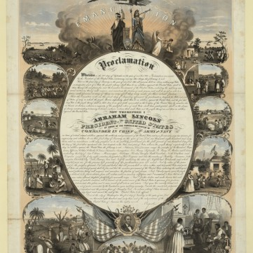 Emancipation Proclamation, From Slavery to Freedom