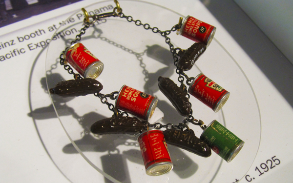 Heinz Charm Bracelet